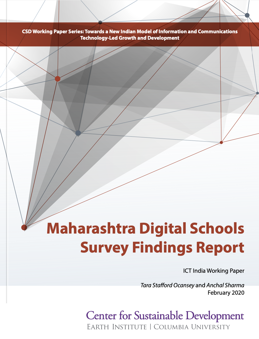 Maharashtra Digital Schools Survey Findings Report