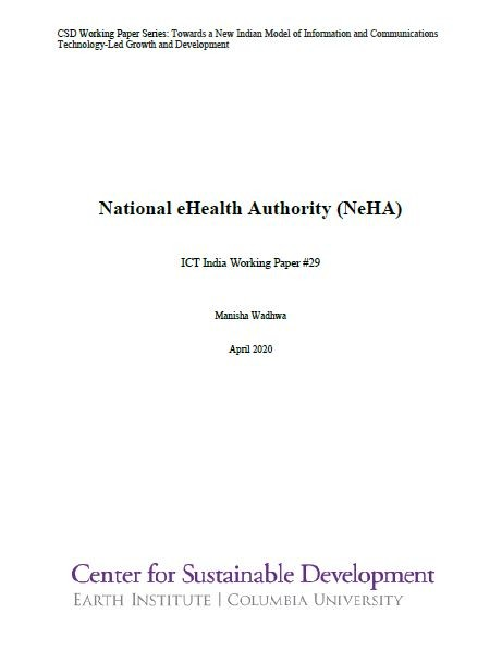 National eHealth Authority (NeHA)